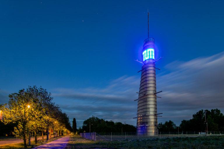 The Oskar von Miller Tower