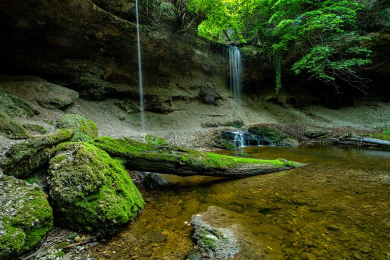 Andechser Waterfall