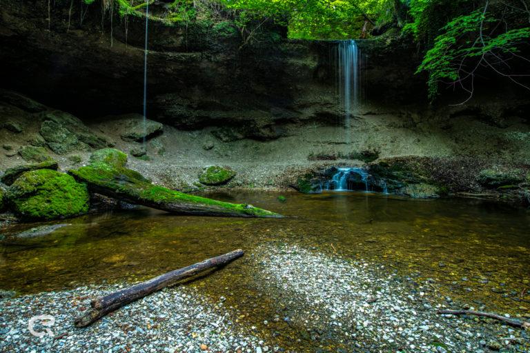 Kienbach Waterfall