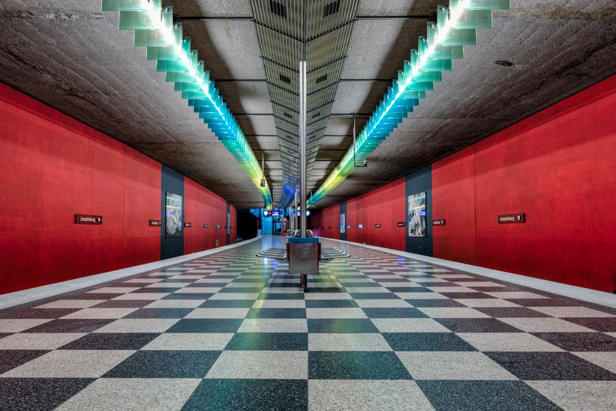 Underground Station Josephsburg