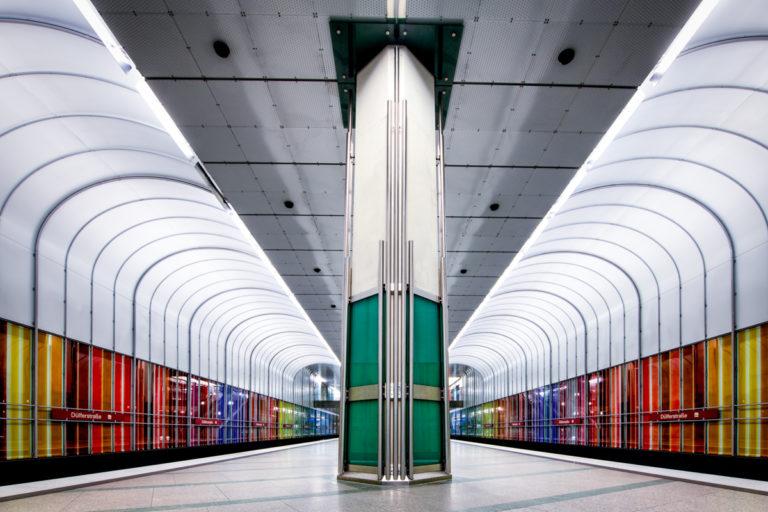 Underground Station Duelferstrasse