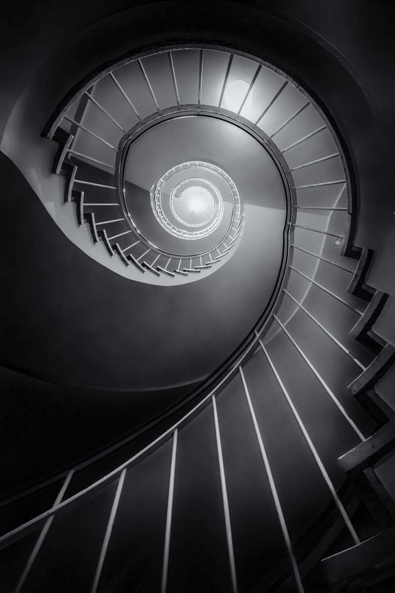 Staircases of Munich