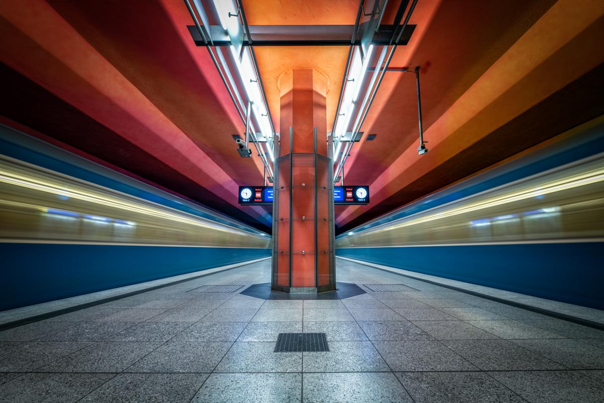 Underground Station Candidplatz
