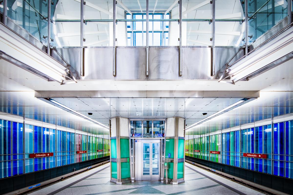 Underground Station Duelferstrasse II