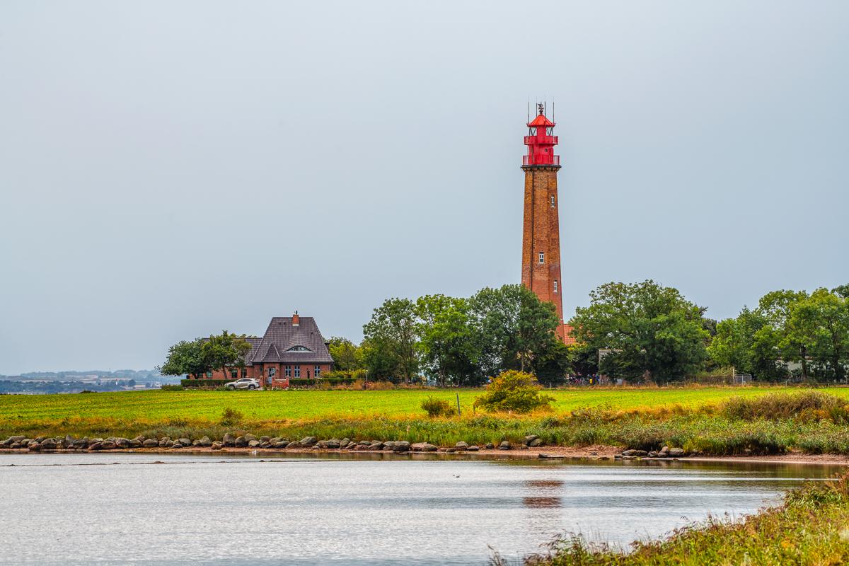 Lighthouse Fluegge – Isle of Fehmarn
