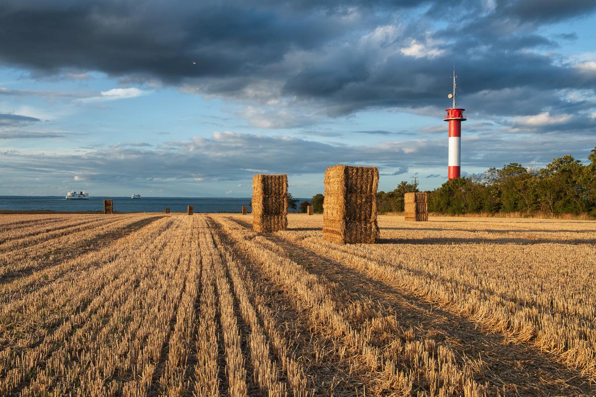 Lighthouse Marienleuchte, Isle of Fehmarn