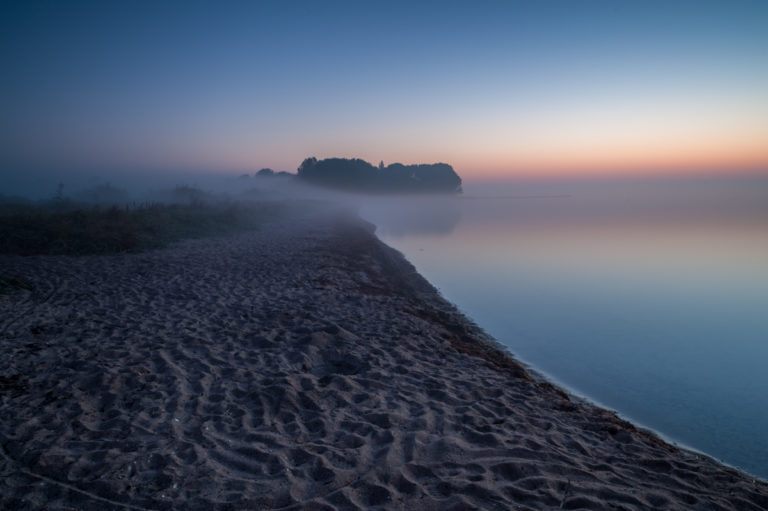 Baltic Coast – Beautiful Sunrise along the Coast!