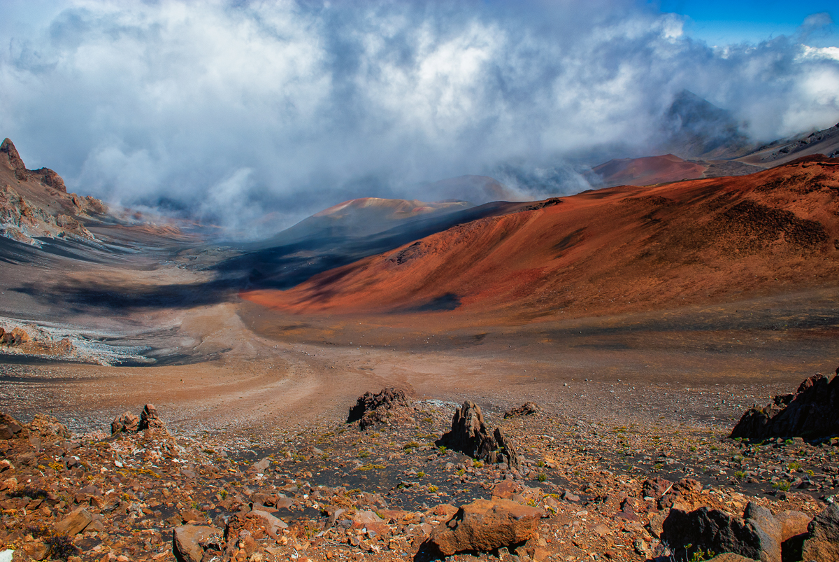 Haleakala Crater – A force of nature in every sense!